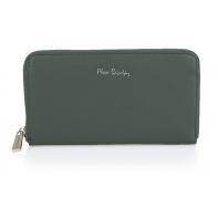 Saszetka damska Pierre Cardin w kolorze zielonym, exclusive