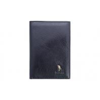 Etui na dokumenty Puccini P-1595 w kolorze czarnym
