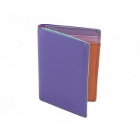 Kolorowe etui na dokumenty Valentini, fioletowe + inne