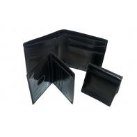 Portfel męski marki Peterson 3w1 świetnie wyposażony, czarny