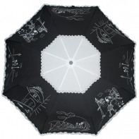 Automatyczna lekka parasolka romantyczna marki Parasol