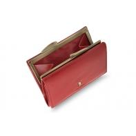 Portfel damski Puccini P1701 w kolorze czerwonym