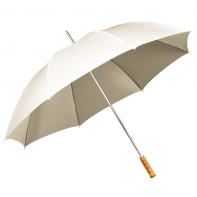 Damska parasolka w rozmiarze XL w kolorze ecru