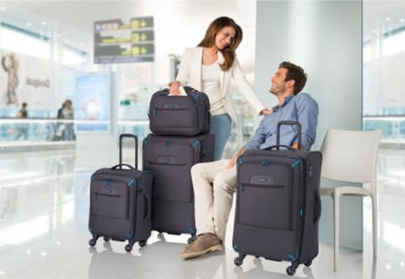 Różne walizki na różne okazje