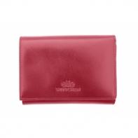 Portmonetka marki Wittchen 21-1-071-3, kolekcja Italy, kolor czerwony