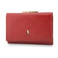 Portfel damski Puccini P1950 w kolorze czerwonym