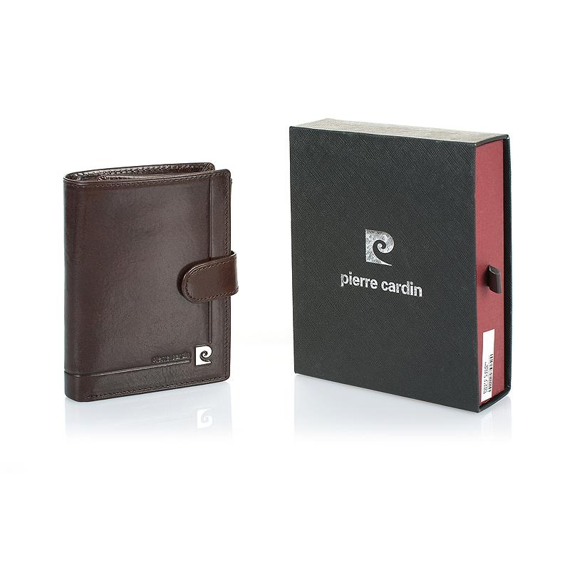 d66760b5a00b5 Męski portfel Pierre Cardin