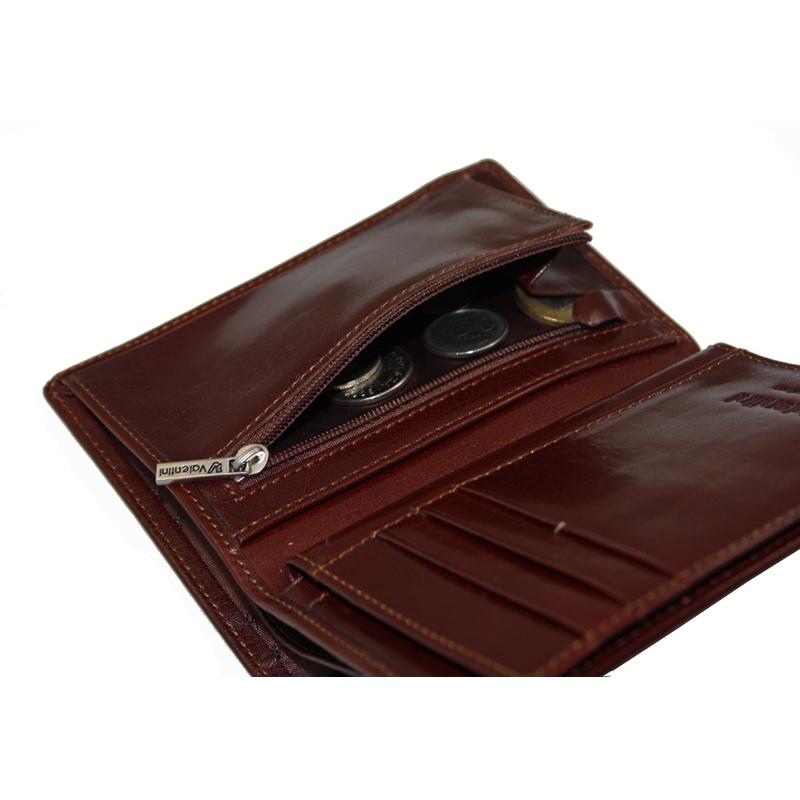 edf950e28f7c1 Ekskluzywny portfel męski Valentini