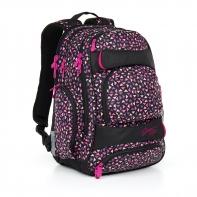 9365382d90d57 Trzykomorowy plecak młodzieżowy Topgal HIT 862