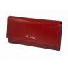 Damski portfel Pierre Cardin czerwony, exclusive collection