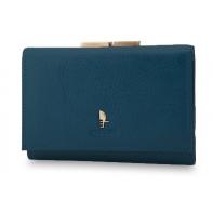 Portfel damski Puccini P1950 w kolorze niebieskim