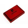 Portfel męski / etui na karty Pierre Cardin skórzany czarny