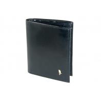 Męski portfel Puccini P27537 w kolorze czarnym