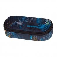 993805b50480d Usztywniany piórnik szkolny Coolpack Campus Frozen Blue