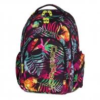 Młodzieżowy plecak szkolny CoolPack Spark II 31 L, Tropical Island 768