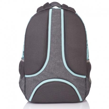4f15cf0fcde0f Bardzo lekki plecak młodzieżowy HEAD HD-15 Astra, miętowy