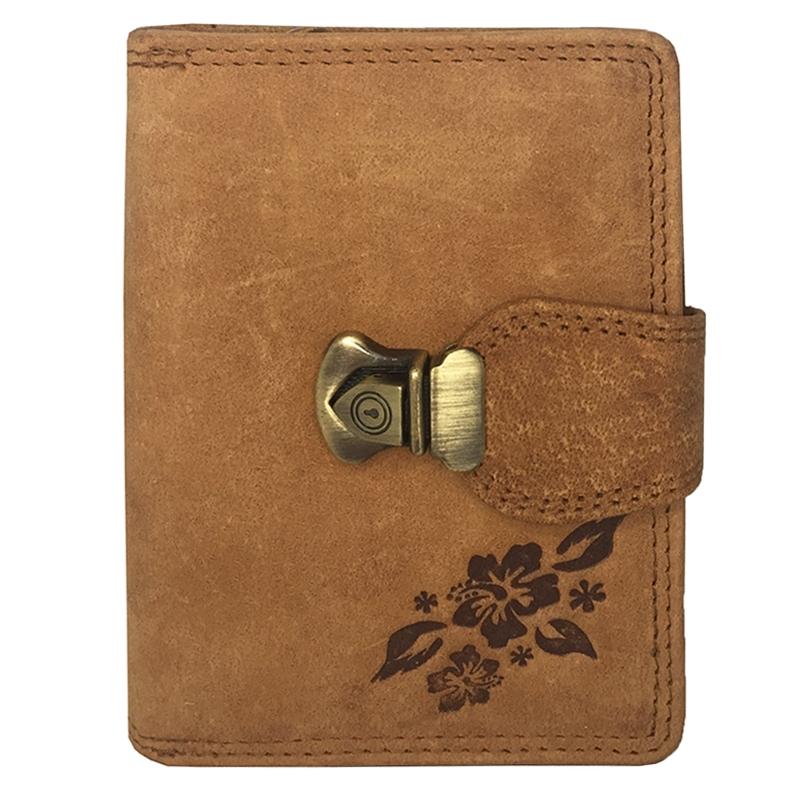 9fc50be9a1ad4 Super praktyczny portfel Always Wild ze skóry nubukowej