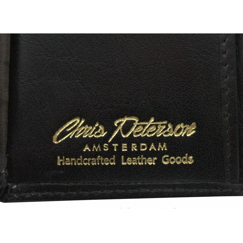 25882a99d7fae Pojemny skórzany portfel damski Peterson, czarny