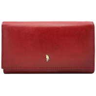 151dd58d18b7e Portfel damski Puccini MU1706 w kolorze czerwonym