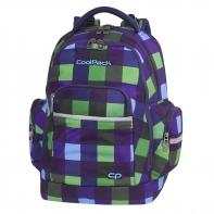 Młodzieżowy plecak szkolny CoolPack Brick 28 l, Criss Cross A515