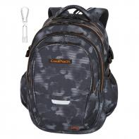 Młodzieżowy plecak szkolny CoolPack Factor 29L, Misty Orange A158