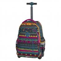 Plecak szkolny na kółkach CoolPack Junior 34 L Mexican Trip A213
