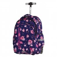 Plecak szkolny na kółkach CoolPack Junior 34 L Rose Garden 1071