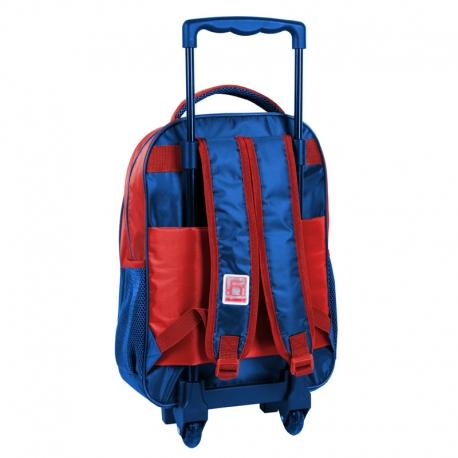 f450bf2900f00 Plecak szkolny na kółkach Paso, piłka nożna