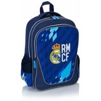 Trzykomorowy plecak szkolny Real Madryt RM-121 Astra