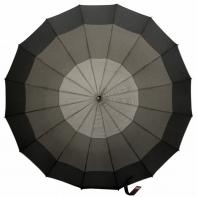 c0cfc537717af Duży, automatyczny trójkolorowy parasol damski, 16 brytów, XL