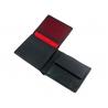 Zestaw prezentowy Samsonite: mały portfel męski i etui na wizytówki, skóra