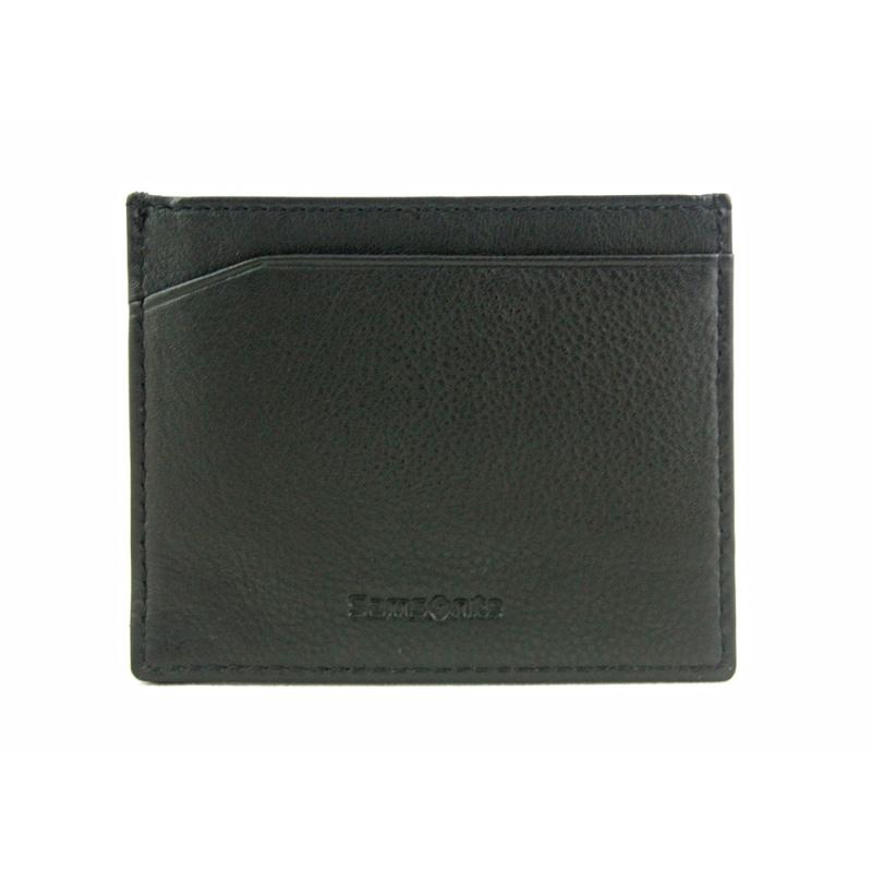 dabcdef3b176a Samsonite  Skórzany portfel męski banknotówka i etui na karty ...
