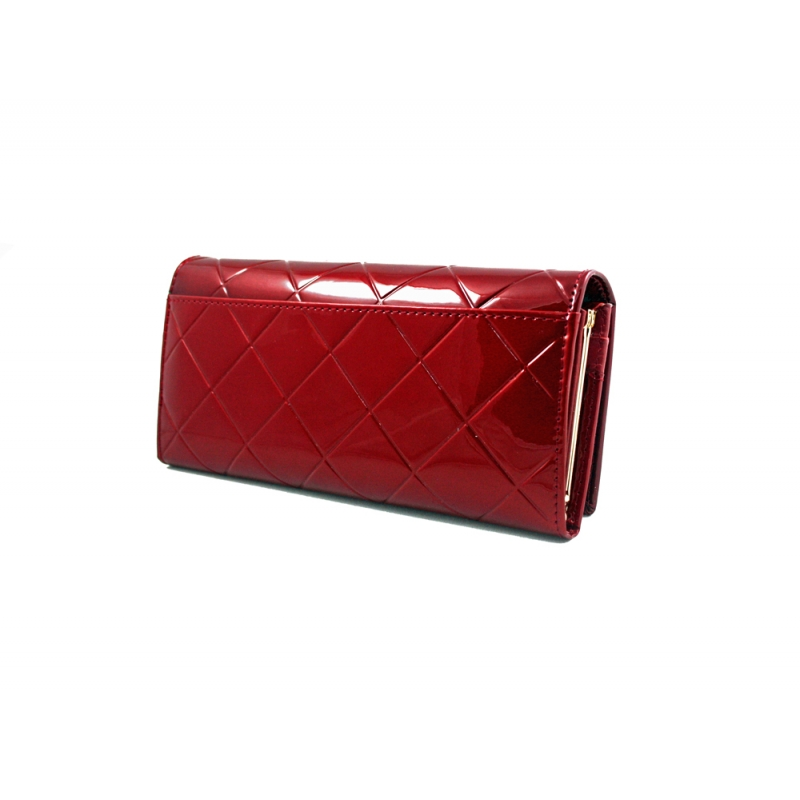 00254e4ddec74 Długi portfel damski Peterson RFID