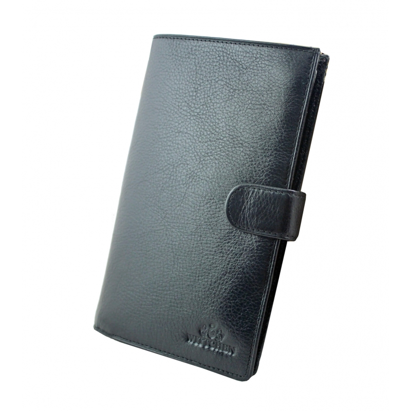 2ea0589d9b712 Bardzo duży skórzany portfel męski Wittchen 21-1-263