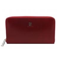 Saszetka damska Pierre Cardin w kolorze czerwonym, exclusive