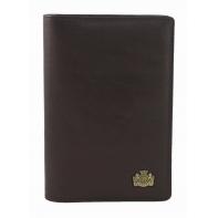 Etui na paszport skórzane Wittchen w kolorze brązowym