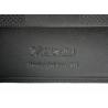 Męski poziomy skórzany portfel Valentini, czarny