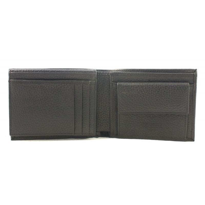 df0f6cac73150 Męski portfel + pasek Pierre Cardin skórzany exclusiv zestaw prezentowy,  czarny