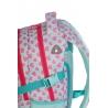 Plecak szkolny mini Astra Head HD-241 w serduszka