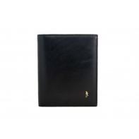 Pojemny męski portfel Puccini MU-25973 czarny
