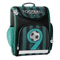 Lekki usztywniany tornister szkolny Paso, Football