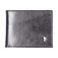 Skórzany portfel męski Puccini z kolekcji Murano, brązowy