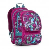 Plecak szkolny dwukomorowy dla dziewczynki Topgal ALLY 19040