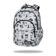 Młodzieżowy plecak szkolny CoolPack Basic Plus 24L Doggies, C03180