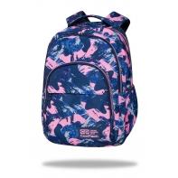 Młodzieżowy plecak szkolny CoolPack Basic Plus 24L Pink Strokes