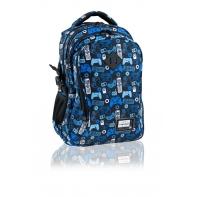 Plecak szkolny dziecięcy Astra Head 21L, GAMER