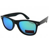 Okulary przeciwsłoneczne męskie UV 400 POLARYZACYJNE, CZARNE