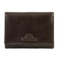 Etui na wizytówki Wittchen 21-2-036, brązowe
