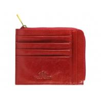 Etui na karty kredytowe Wittchen 21-2-037, czerwone