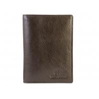Etui na dokumenty RFID Wittchen, kolekcja Italy 21-2-174, brązowe